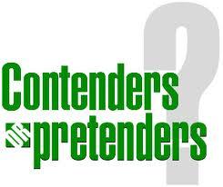 Contender or Pretender