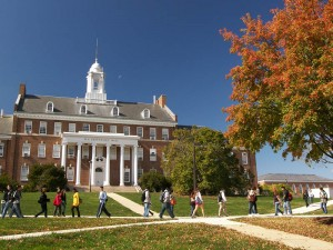 University of Maryland College Park Campus